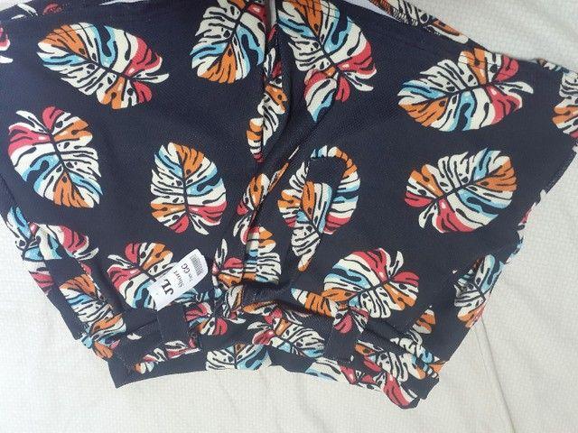 Shorts GG feminino 20,00 - Foto 4