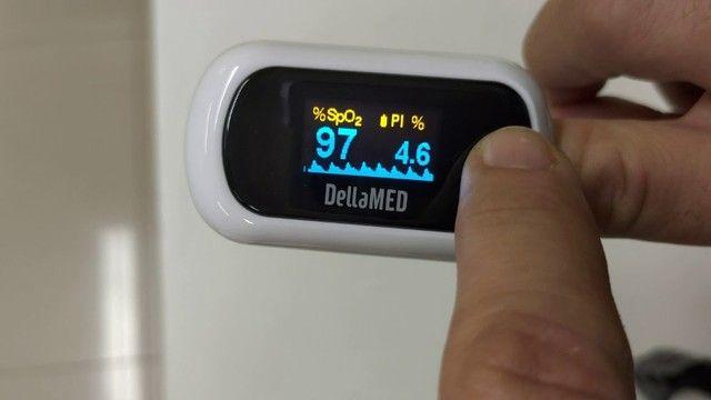 Oximetro Digital de Dedo e Pulso *