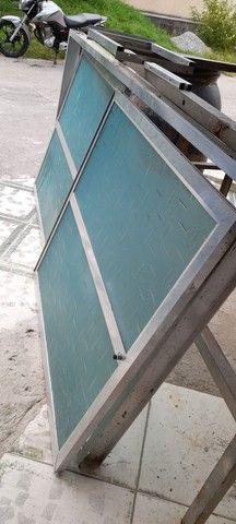 Portas de Alumínio + Acrílico - Foto 4