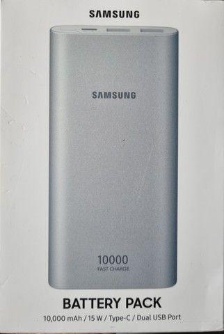Bateria Externa Samsung Fast Charge 15W