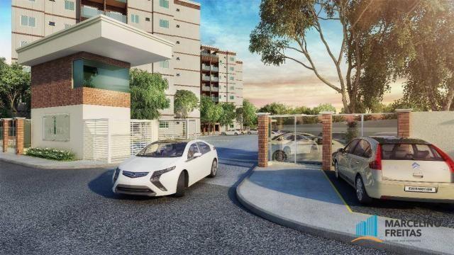 Apartamento c/3 quartos à venda, 77 m² por R$ 359.504 - Eusébio - Eusébio/CE - Foto 2