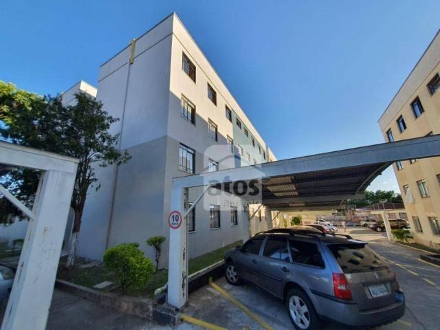 Apartamento com 3 dormitórios à venda, 52 m² por R$ 159.000,00 - Fazendinha - Curitiba/PR - Foto 3