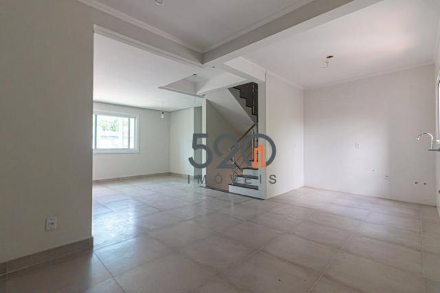 Sobrado com 3 dormitórios à venda, 123 m² por R$ 495.000,00 - Jardim Itu - Porto Alegre/RS - Foto 5