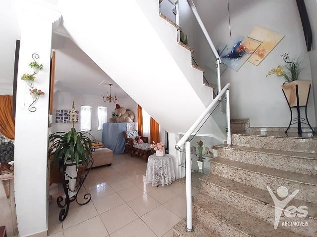 Sobrado com 4 dormitórios sendo 3 suítes, 10 vagas, Vila Homero Thon, Santo André, SP - Foto 17
