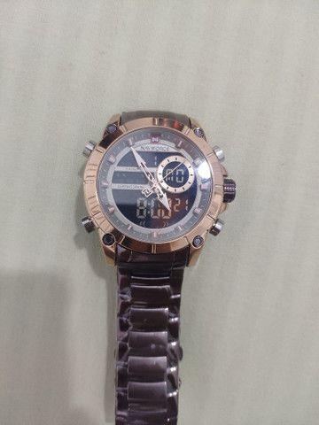 Relógio novo nunca usado  - Foto 4
