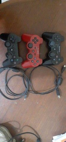 Console de PS3 completo  - Foto 4