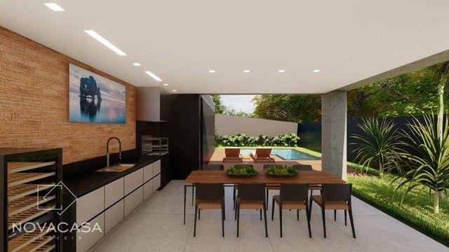 Casa com 4 dormitórios à venda, 318 m² por R$ 1.990.000,00 - Alphaville Lagoa dos Ingleses - Foto 15