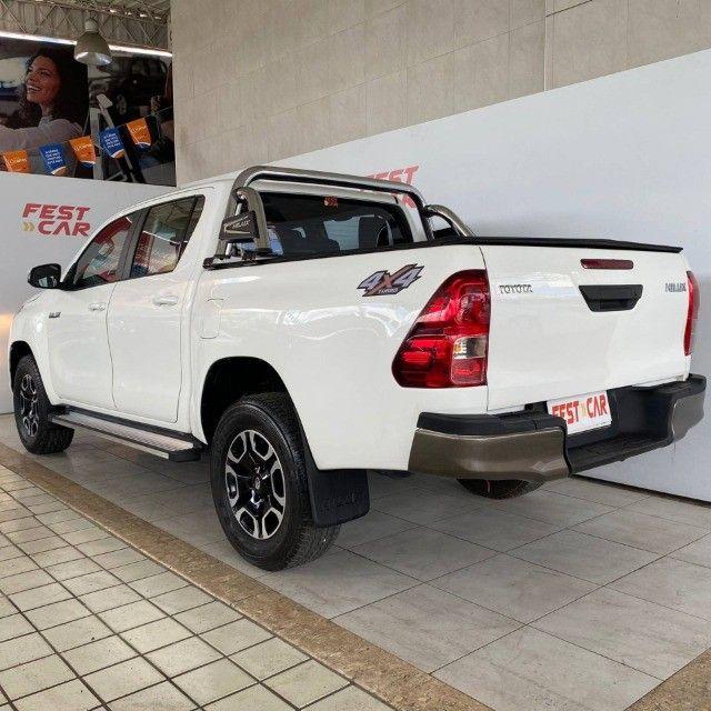 Toyota Hilux 2.8 Narrow 4x4 CD 2018 Diesel Manual (81) 9 9124.0560 Brenda - Foto 11