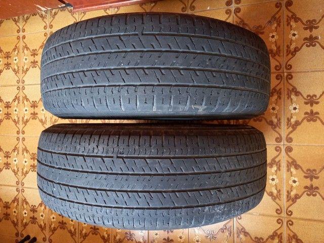 PAR DE PNEUS  YOKOHAMA 225X65X17 PARA SUV - Foto 2
