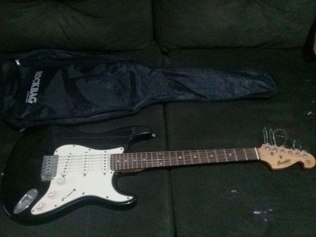 Vendo guitarra Memphis  - Foto 6
