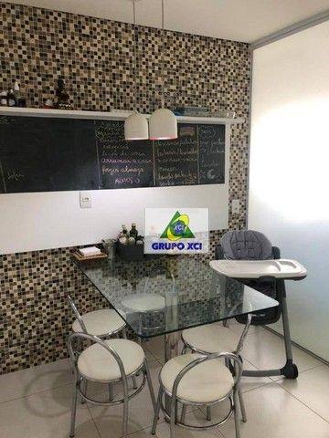 Apartamento com 3 dormitórios à venda, 137 m² por R$ 1.100.000,00 - Alphaville - Campinas/ - Foto 19