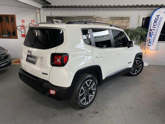Jeep Renegade Longitude 1.8 Flex At Mod 2019 Km 34.000 Impecável Prestige Automóveis - Foto 5