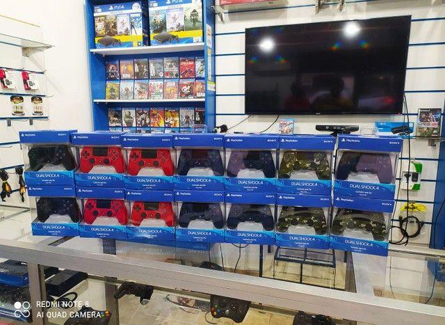 Controle PS4 original - Foto 2