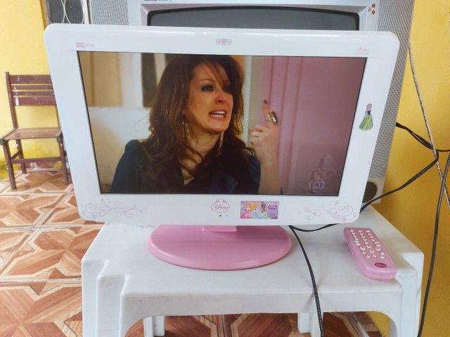 Vendo TV das princesas Disney  - Foto 4