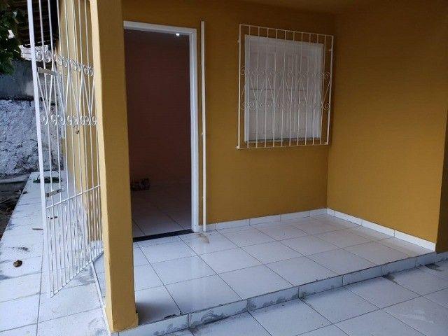 Alugo casa no Fontana com 2 quartos e quintal, Porto Seguro - BA  - Foto 5