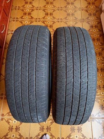 PAR DE PNEUS  YOKOHAMA 225X65X17 PARA SUV