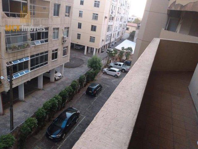 Apartamento com 4 dormitórios à venda, 106 m² por R$ 320.000,00 - Jacarecanga - Fortaleza/ - Foto 3
