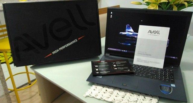Notebook Avell i7 - 7th Gen - Modelo FullRange G1711 - Foto 4