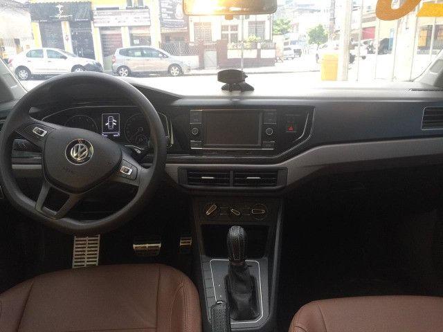Volkswagen Virtus 200tsi Comfortline 2020 - Pequena entrada
