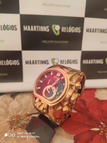 Relógio invicta 2021 original