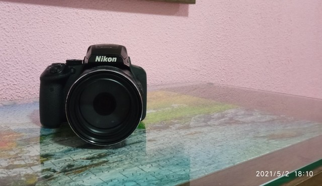 Nikon COOLPIX P900 Full HD