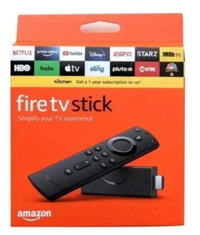 Fire TV Stick Streaming FHD Com Alexa - Foto 2