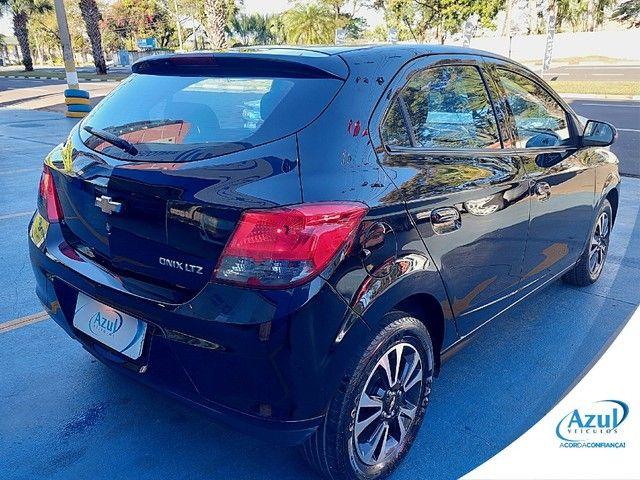 Chevrolet Onix 1.4 MPFI LTZ 8V FLEX 4P MANUAL - Foto 8