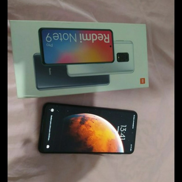 Xiaomi redmi note 9 /128GB barbada - Foto 4