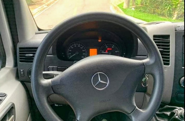 Mercedes Benz 311 Sprinter Plataforma - Foto 5