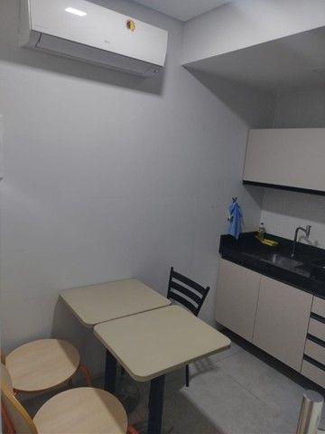 Alugo salas comerciais  com móveis e ar-condicionado. - Foto 7