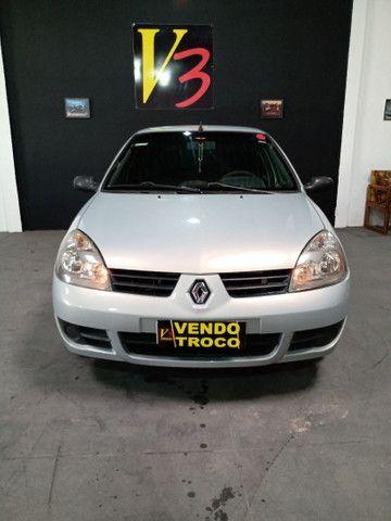 Renault Clio!!! Aceito trocas em motos - Foto 2