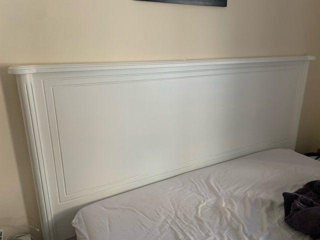Cabeceira de cama, TAM queen , tok stok - Foto 2