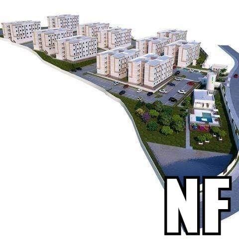 NF- Apartamento em Olinda bairro de Fragoso 2 quartos lazer completo