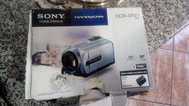 Filmadora Sony - Foto 4