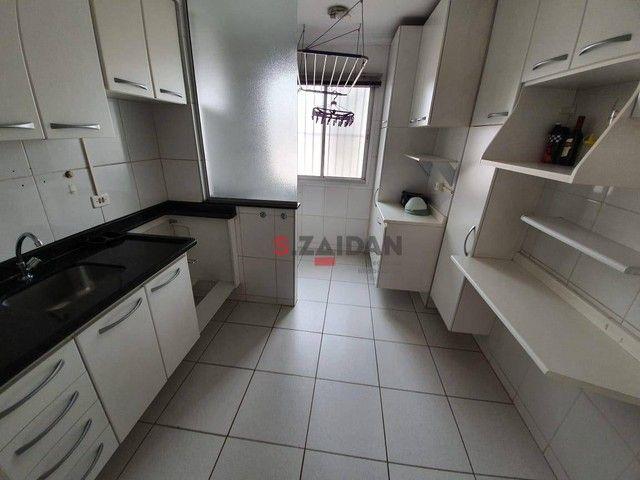 Apartamento com 2 dormitórios à venda, 54 m² por R$ 190.000,00 - Piracicamirim - Piracicab