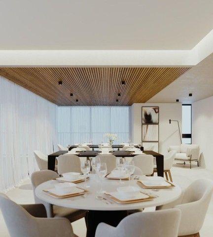 Apartamento andar alto 140 metros em Tambaú - Foto 9