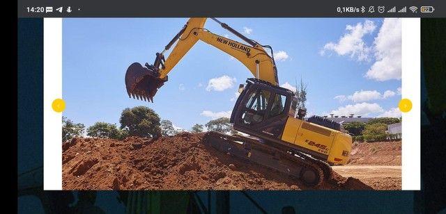 Escavadeira E245C-EVO - Foto 4