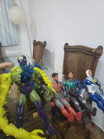 Bonecos originais Max Steel, oportunidade única!! - Foto 3
