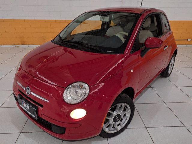 FIAT/ 500 Cult 1.4 2012 Mecânico - Foto 3