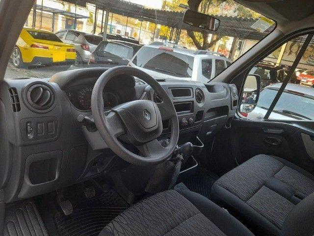Renault / Master 2.3 DCI Minibus Executive 16L 2019 Branca - Foto 11