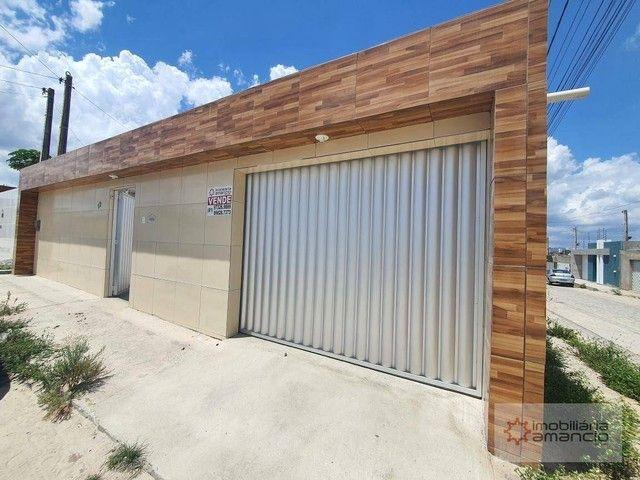 Casa com 2 dormitórios à venda, 45 m² por R$ 170.000,00 - Jardim Boa Vista - Caruaru/PE
