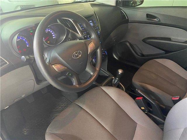 Hyundai Hb20s 2019 1.0 unique 12v flex 4p manual - Foto 13