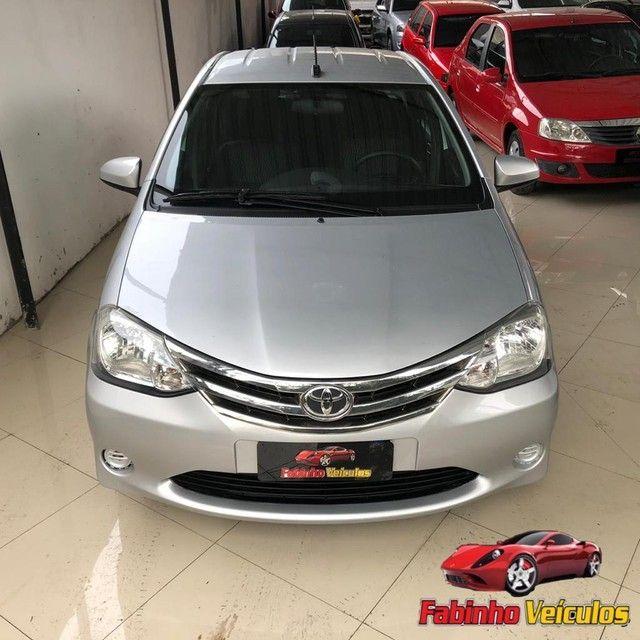 Toyota Etios Sedan XLS 1.5 (Aut) (Flex) - Foto 2