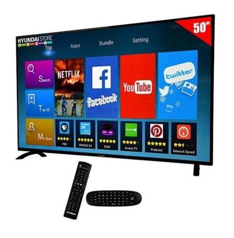 "TV smart Tull HD 50"" polegadas"