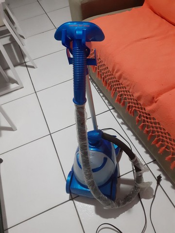 Vaporizador de roupas e cortina  - Foto 4