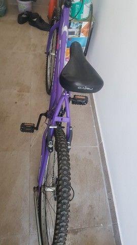 Bicicleta Wendy aro 26 novíssima  - Foto 2
