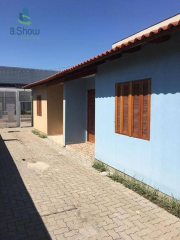 Casa com 2 dormitórios para alugar por R$ 800,00/mês - Niterói - Canoas/RS - Foto 8