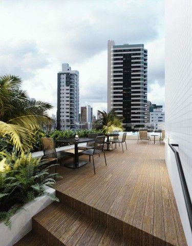 Apartamento andar alto 140 metros em Tambaú - Foto 11