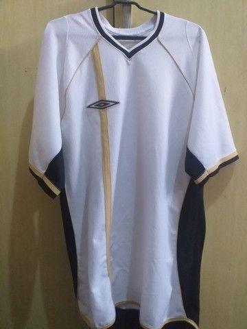Camisa Umbro 2002 Template Copa do Mundo