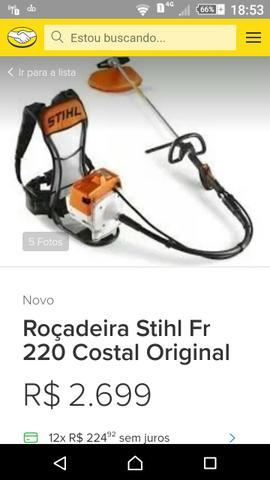 Rosadeira shtil 220 costa